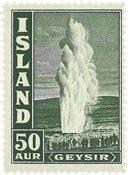 Island 1938-39 - AFA 198 - Postfrisk