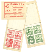 Denmark - Dybbøl booklet of high quality