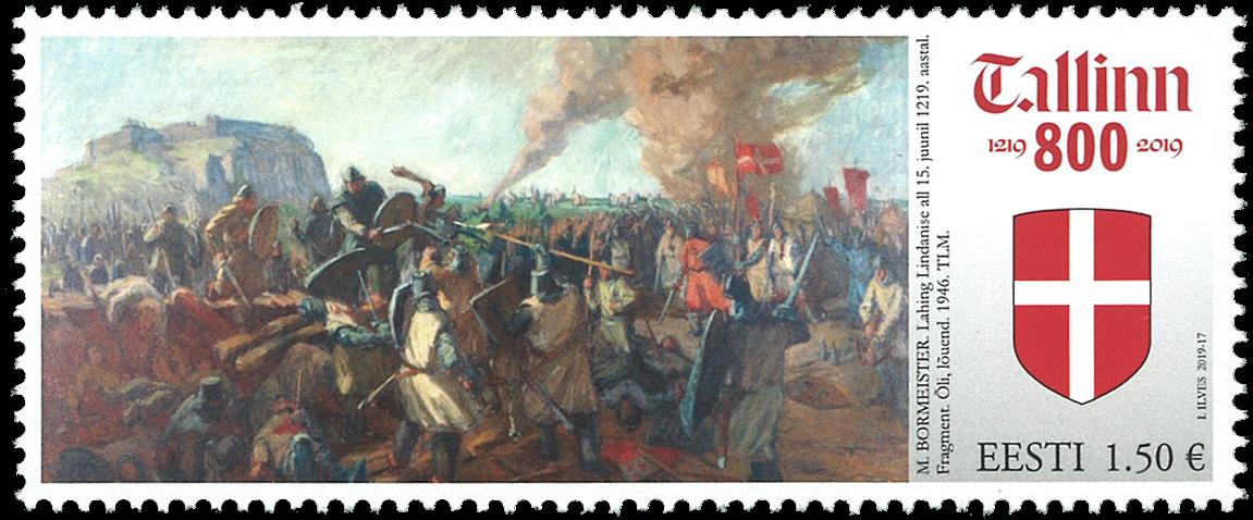 Naujų pašto ženklų apžvalga. 2019-vasara