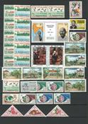 Cameroun - Lille postfrisk samling