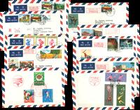 Kina - Kuverter