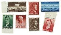 Norge - AFA 281-284 + 285 + 286-287 postfrisk