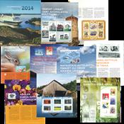 Finlande - Livre annuel 2014