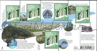 Netherlands - Beautiful Holland Shiermonnikoog - Mint souvenir sheet