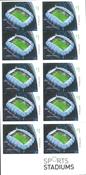 Australie - Stade Aami Park - Carnet neuf