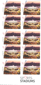 Australie - Stade Optus - Carnet neuf