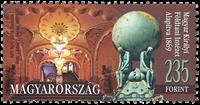 Ungarn - Geologisk Institut - Postfrisk frimærke
