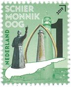 Netherlands - Beautiful Netherlands / S * - Mint stamp