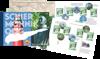 Netherlands - Beautiful Netherlands / Schiermonnikoog - Prestige booklet