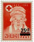 Norge - AFA 352 - Postfrisk