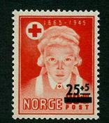 Norge - AFA nr. 352 - Postfrisk