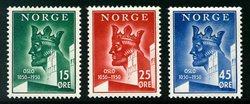 Norvège - AFA 362-364 - Neuf