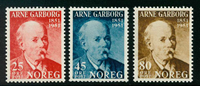 Norvège - AFA 367-369 - Neuf