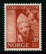 Norge - AFA 397 - Postfrisk