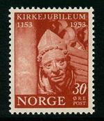 Norge - AFA nr. 397 - Postfrisk