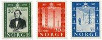 Norge - AFA nr. 401-403 - Postfrisk