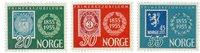Norge - AFA 404-406 - Postfrisk