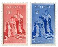Norvège - AFA 416-417 - Neuf