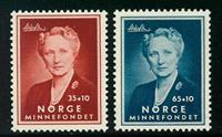 Norge - AFA nr. 418-419 - Postfrisk