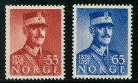 Norvège - AFA 430-431 - Neuf
