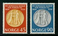 Norvège - AFA 443-444 - Neuf