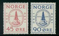 Norvège - AFA 455-456 - Neuf