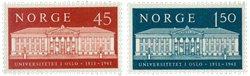 Norvège - AFA 472-473 - Neuf