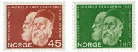 Norvège - AFA 478-479 - Neuf
