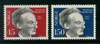 Norvège - AFA 480-481 - Neuf