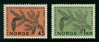 Norge - AFA nr. 483-484 - Postfrisk