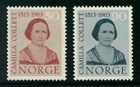 Norvège - AFA 502-503 - Neuf