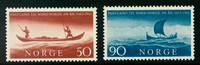 Norge - AFA nr. 508-509 - Postfrisk