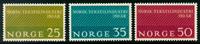 Norge - AFA nr. 514-516 - Postfrisk