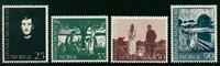 Norge - AFA nr. 522-525 - Postfrisk