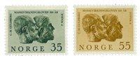 Norvège - AFA 528-529 - Neuf