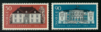 Norvège - AFA 530-531 - Neuf