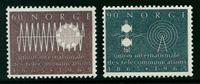 Norvège - AFA 539-540 - Neuf
