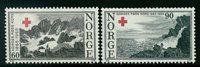 Norge - AFA 543-544 - Postfrisk