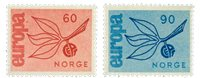 Norvège - AFA 545-546 - Neuf