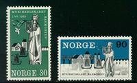 Norvège - AFA 547-548 - Neuf