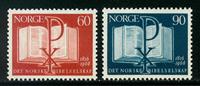 Norvège - AFA 554-555 - Neuf