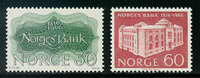 Norvège - AFA 556-557 - Neuf