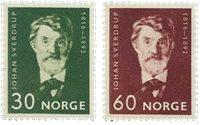 Norvège - AFA 558-559 - Neuf