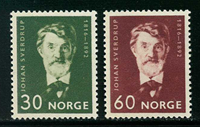 Norway - AFA 558-559 - Mint