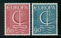 Norge - AFA nr. 560-561 - Postfrisk