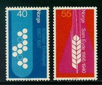 Norvège - AFA 562-563 - Neuf