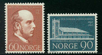 Norway - AFA 572-573 - Mint