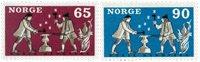 Norge - AFA nr. 577-578 - Postfrisk