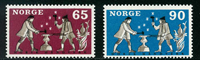 Norway - AFA 577-578 - Mint