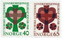 Norvège - AFA 583-584 - Neuf